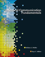 Technical Communication Fundamentals - William S. Pfeiffer