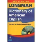 Longman Dictionary of American English : 4th Edition (Hardcover & CD ) - - Pearson Education