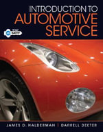 Introduction to Automotive Service - James D. Halderman