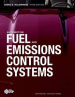 Automotive Fuel and Emissions Control Systems - James D. Halderman