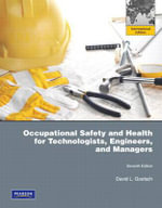 Occupational Safety and Health for Technologists, Engineers, and Managers : Charter Tourism, Identity and Consumption - David L. Goetsch