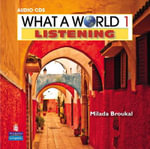 What a World Listening 1 Classroom Audio CD - Milada Broukal