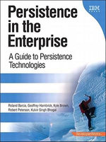Persistence in the Enterprise : A Guide to Persistence Technologies, Adobe Reader - Roland Barcia