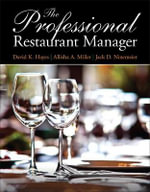 The Professional Restaurant Manager : Level 1 Diploma - David K. Hayes