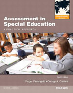 Assessment in Special Education : A Practical Approach - Roger Pierangelo