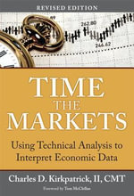 Time the Markets : Using Technical Analysis to Interpret Economic Data - Charles D. Kirkpatrick