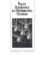 Fault Tolerance in Distributed Systems : Public and Private - Pankaj Jalote