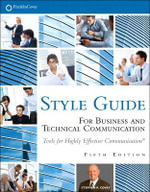 Style Guide : For Business and Technical Communication - Franklin Covey