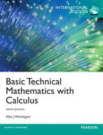 Basic Technical Mathematics with Calculus - Allyn J. Washington