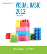 Starting Out with Visual Basic 2012 : Programming in C# - Tony Gaddis