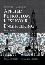 Applied Petroleum Reservoir Engineering - Ronald E. Terry