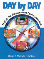 Day by Day : English for Employment Communication - Steven J. Molinsky