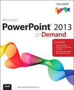 PowerPoint 2013 on Demand - Steve Johnson