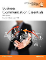 Business Communication Essentials - Courtland L. Bovee