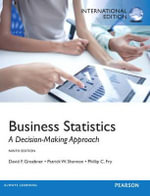 Business Statistics : Second Edition - David F. Groebner