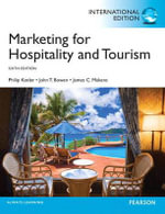 Marketing for Hospitality and Tourism - John T. Bowen