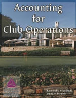 Accounting for Club Operations with Answer Sheets (Ei) - Raymond S Schmidgall