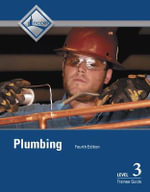 Plumbing Level 3 Trainee Guide - NCCER