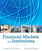 Financial Markets and Institutions - Frederic S. Mishkin