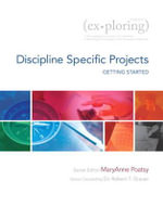Exploring Getting Started with Discipline Specific Projects - Mary Anne Poatsy
