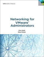 Networking for VMware Administrators - Christopher Wahl