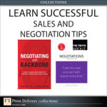 Learn Successful Sales and Negotiation Tips (Collection) - Reed K. Holden