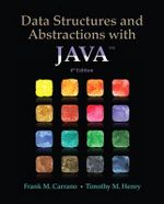 Data Structures and Abstractions with Java - Frank M. Carrano