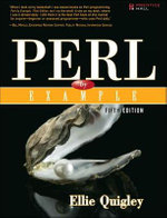 Perl by Example - Ellie Quigley