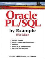 Oracle PL/SQL by Example - Benjamin Rosenzweig