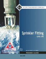 Sprinkler Fitting Level 1 Trainee Guide - NCCER