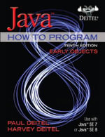 Java How To Program (Early Objects) - Paul J. Deitel