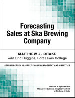 Forecasting Sales at Ska Brewing Company - Matthew J. Drake