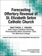 Forecasting Offertory Revenue at St. Elizabeth Seton Catholic Church - Matthew J. Drake