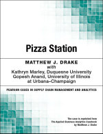 Pizza Station - Matthew J. Drake