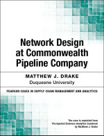 Network Design at Commonwealth Pipeline Company - Matthew J. Drake