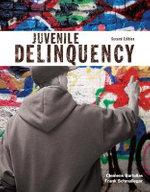 Juvenile Delinquency - Clemens F. Bartollas