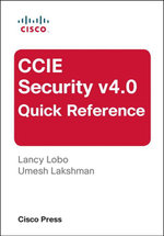 CCIE Security V4.0 Quick Reference - Lancy Lobo