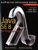 Java SE8 for Programmers - Paul Deitel