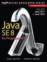 Java Se8 for Programmers, 3/E - Paul Deitel