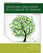 Financing Education in a Climate of Change - Vern R. Brimley, Jr.