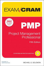 PMP Exam Cram : Project Management Professional - Michael G. Solomon