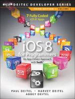 iOS 8 for Programmers : An App-Driven Approach - Paul J. Deitel
