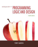 Starting Out with Programming Logic and Design - Tony Gaddis