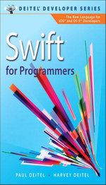 Swift for Programmers - Paul J. Deitel