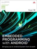 Embedded Programming with Android : Bringing Up an Android System from Scratch - Roger Ye