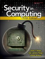 Security in Computing - Charles P. Pfleeger