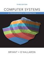 Computer Systems : A Programmer's Perspective - Randal E. Bryant