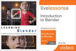 Learning Blender (Book) and Introduction to Blender Livelessons (Video Training) Bundle : Game Design - Oliver Villar
