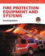 Fire Protection Equipment and Systems - Ronald R. Spadafora