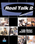 Real Talk 2 : Authentic English in Context (student Book and Classroom Audio CD) - Lida R. Baker